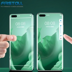 3D HOT BENDING CURVED Edge Full Cover Glass For Huawei Mate 40
